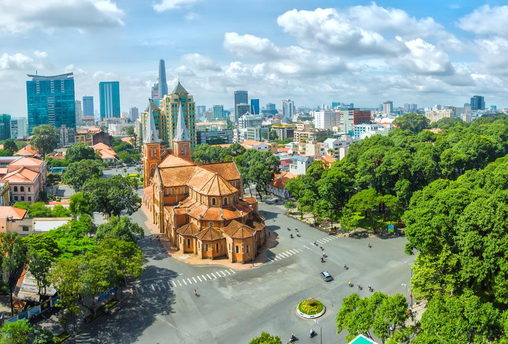 Itinerario viaje a Vietam, Saigon Vietnam