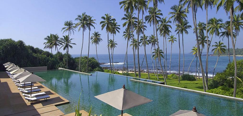hotel itinerario viaje Sri Lanka
