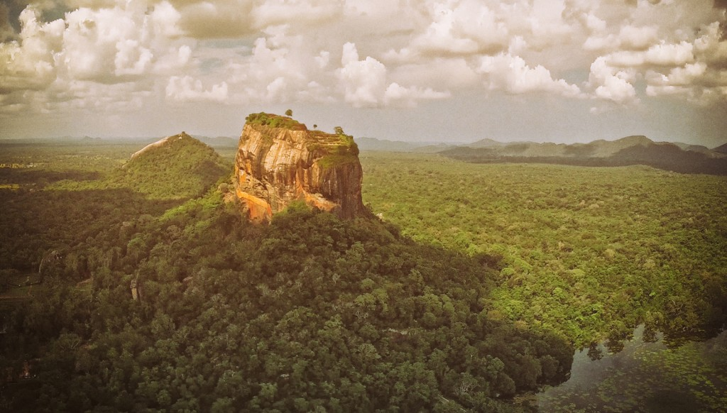 Roca Sigiriya Sri Lanka