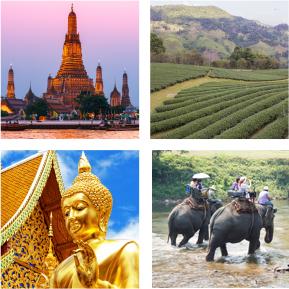 programa de viaje a tailandia