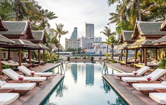 The Peninsula Bangkok *****