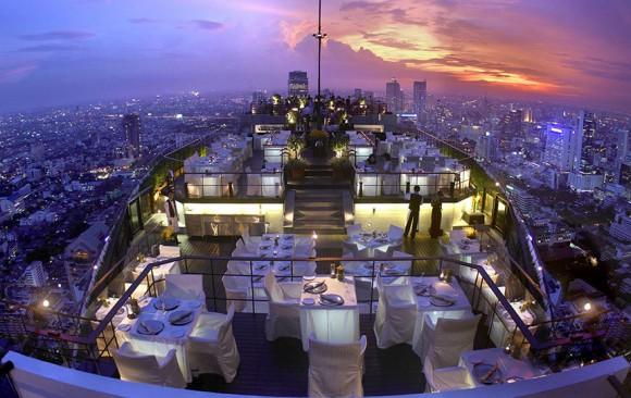 Banyan Tree Bangkok*****