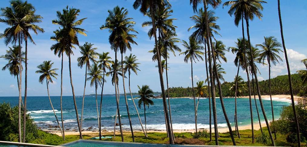 rutas de viaje por Sri lanka