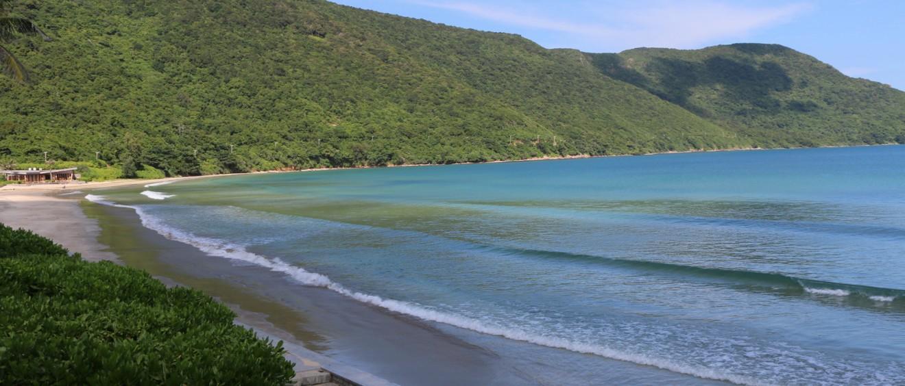 viajes a medida Vietnam, playa de Con Dao