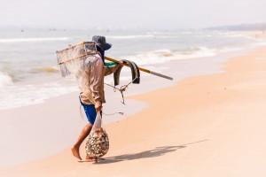 viajes a medida Vietnam, playa de Nha Trang