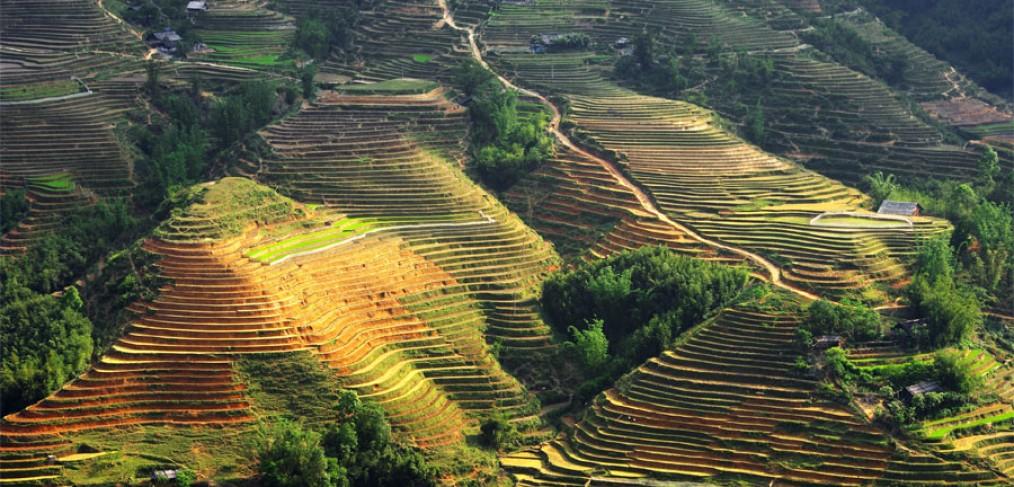 itinerario Vietnam, trekking en el valle de Sapa