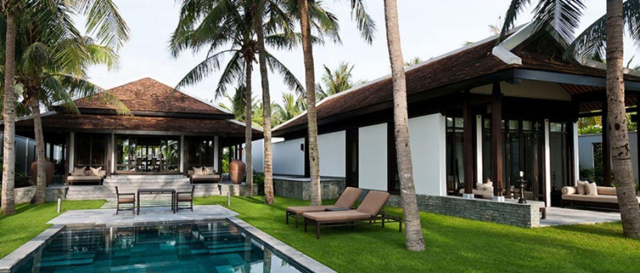 hotel de lujo Vietnam, hotel Nam Hai, hoteles four Seasons Vietnam