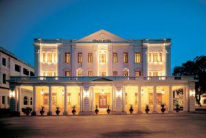 hoteles de lujo en Birmania, mayorista de viajes Myanmar, hotel de lujo Rangún