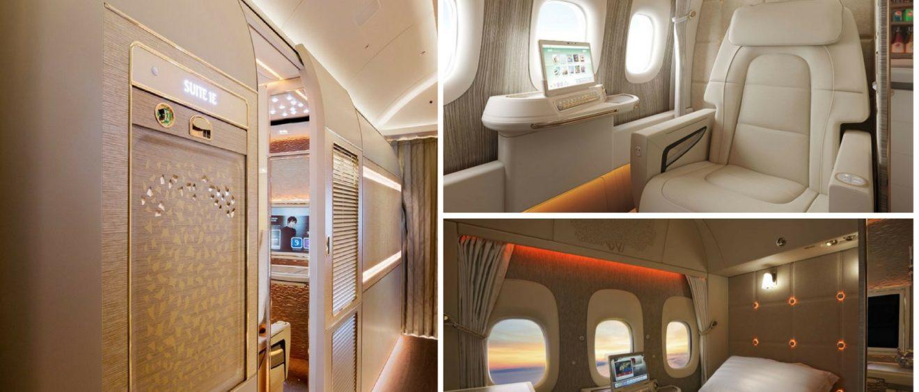 viaje en primera clase, viajes al sudeste asiático, volar con emirates, volar en primera clase