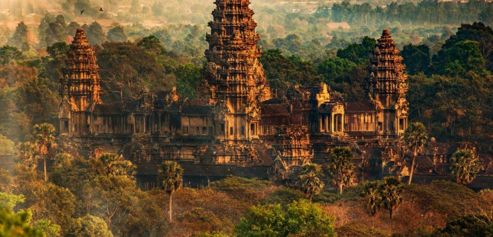 Viajes por Camboya