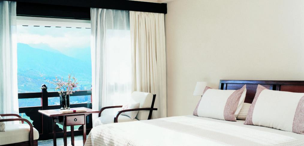 hotel exclusivo Bhutan