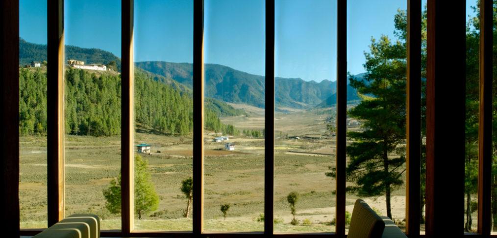 itinerario de viaje Bhutan