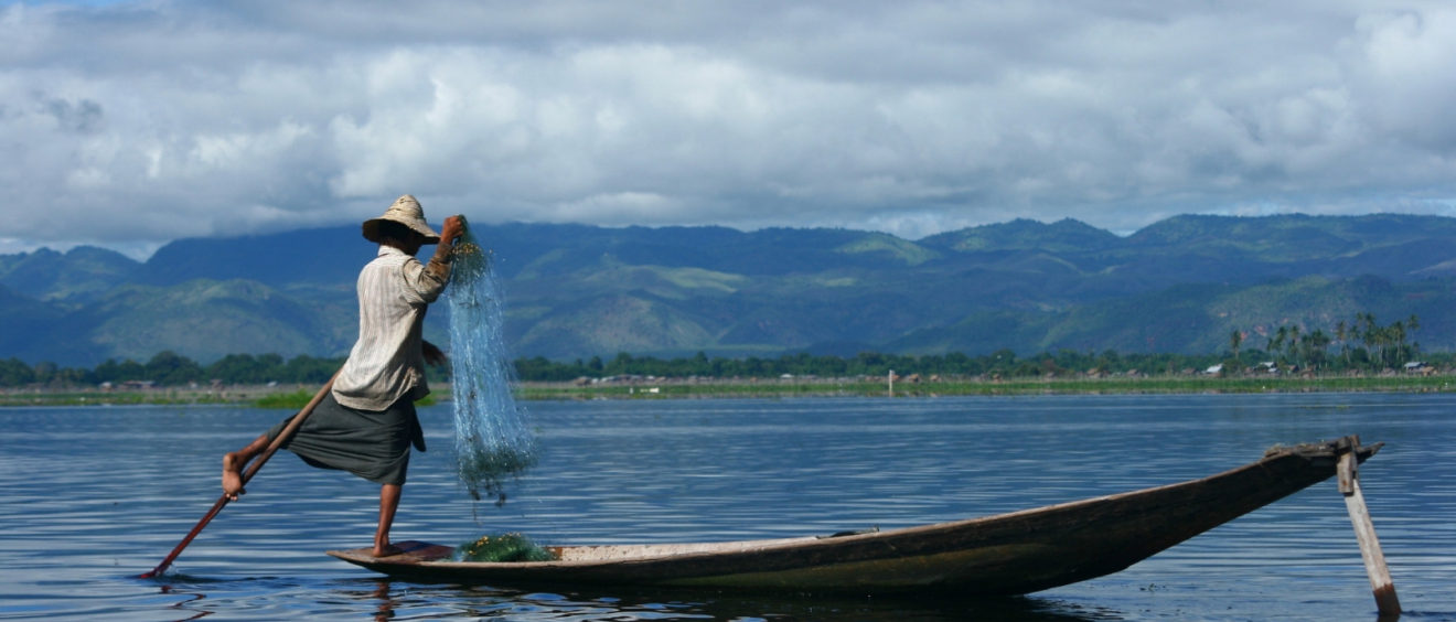 Lago Inle extensiones myanmar