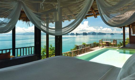 Six Senses hoteles Sudeste Asiático
