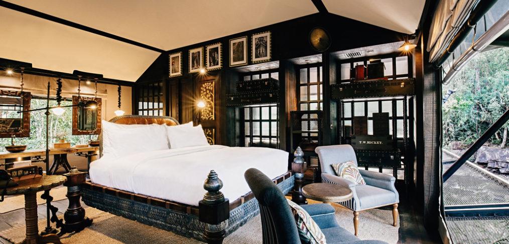 hotel de lujo Camboya