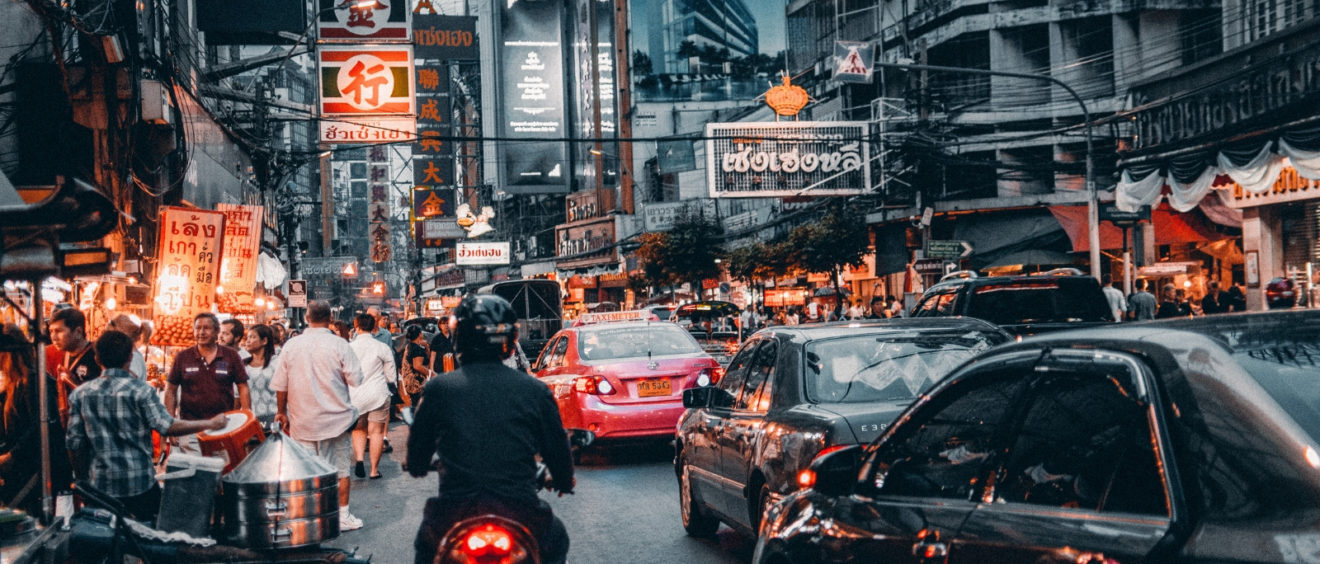 Hoteles Bangkok