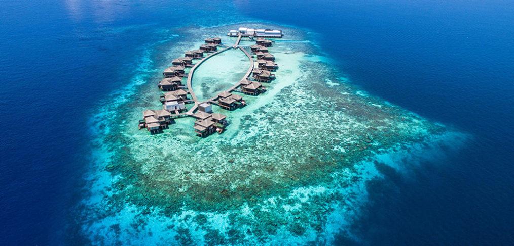 hotel exclusivo maldivas