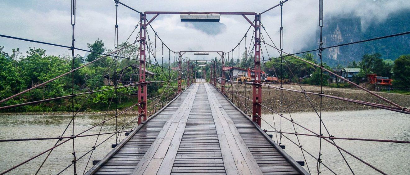Suiendo el Rio Mekong por Laos