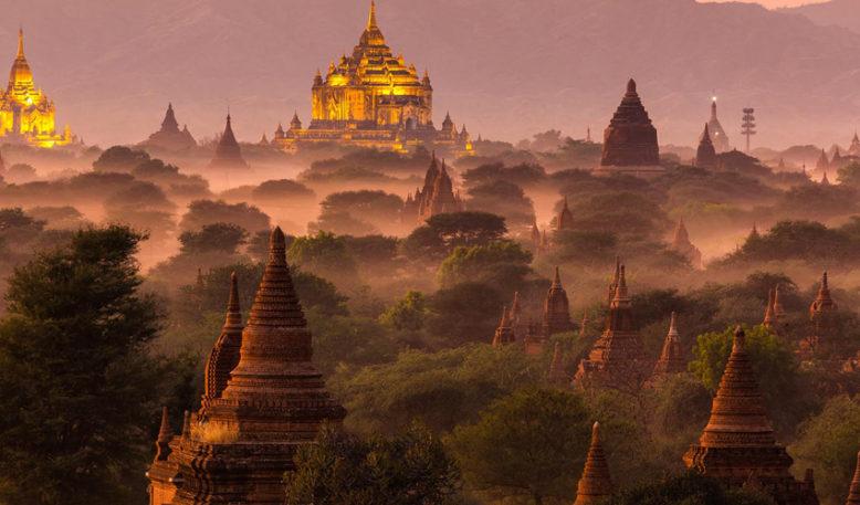 Esencia de Myanmar