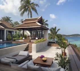 hotel en playa tailandia