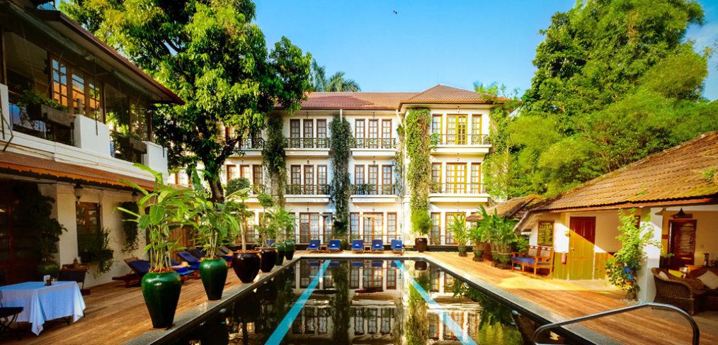 hotel en yangon