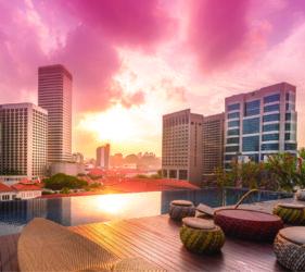 mejores hoteles singapore