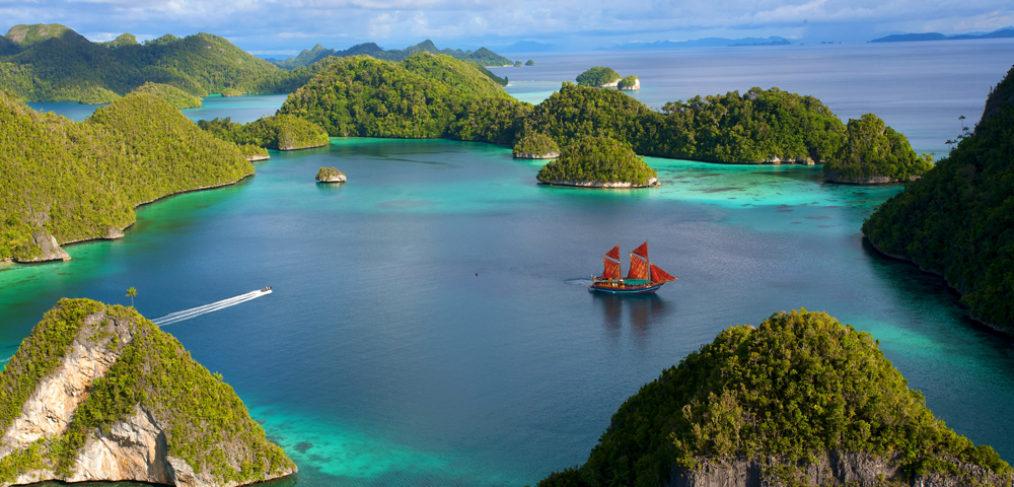 barco privado indonesia